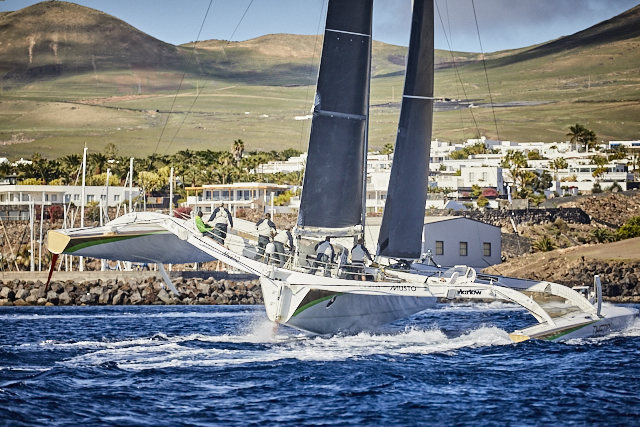 2016 RTR phaedo leaving lanzarote JamesMitchell