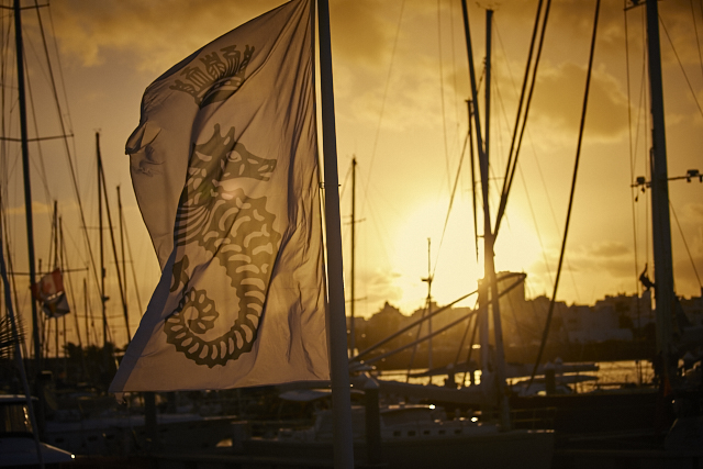 2016 rorc flag photo james mitchell