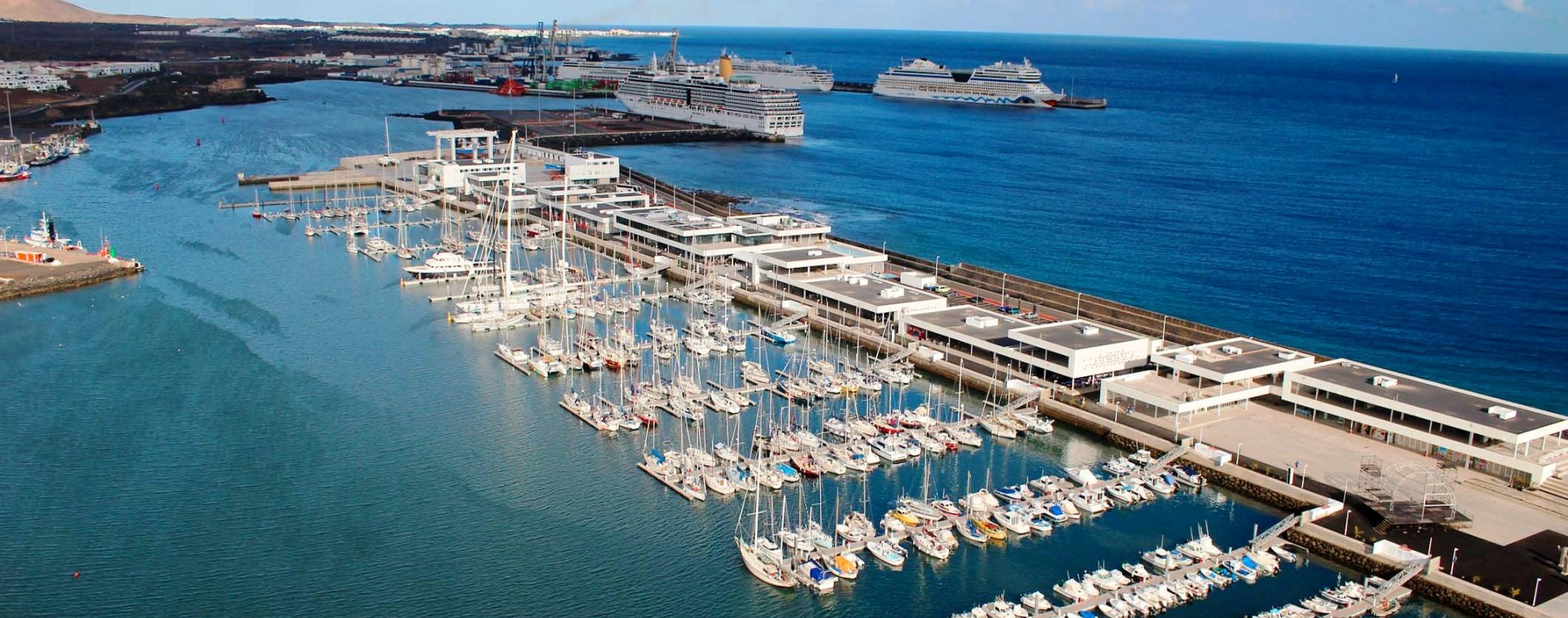 Calero Marinas - Marina Lanzarote, perfect for race preparations