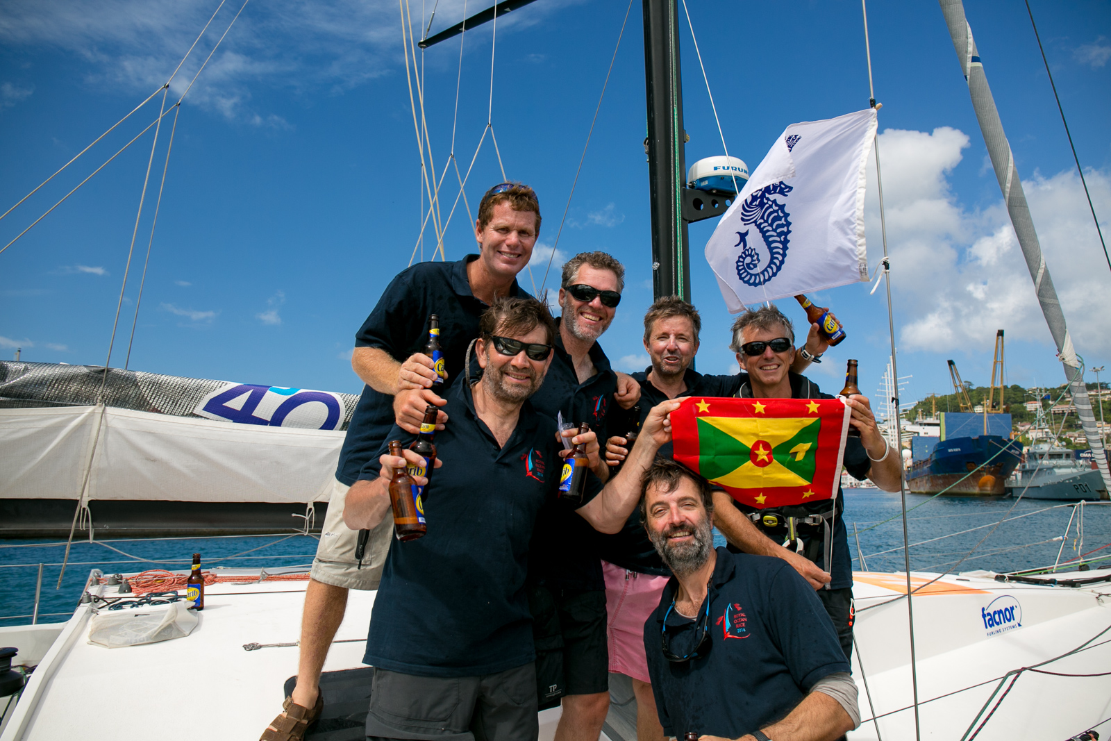 2016 rtr Second Chance crew at finish ArthurDaniel
