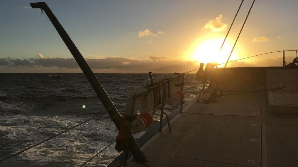 2018 RORC Transatlantic Race - Sunrise on My Song