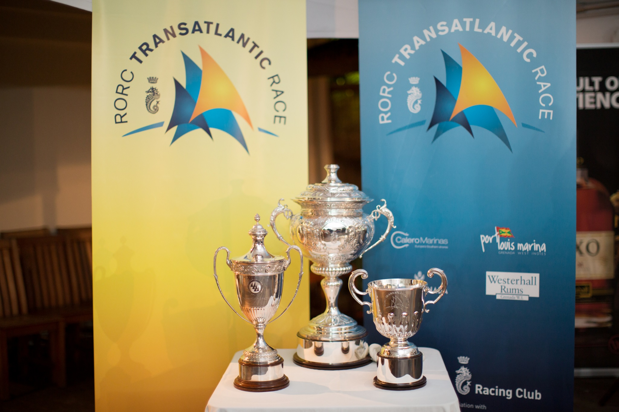 RORC RTR Trophies