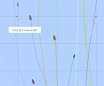 2015 RORC Transatlantic Race Fleet Tracker