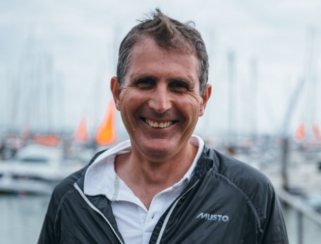 Phaedo3's co-skipper is Jules Verne Record Holder - Brian Thompson - photo Team Phaedo