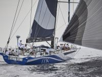 Ludde Ingvall's Australian Maxi CQS © RORC/James Mitchell