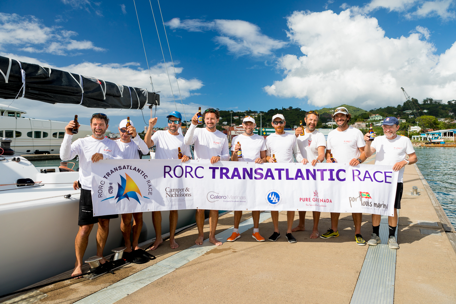 RORC Transatlantic 2018 Dec 6th kuka 3 Arthur Daniel Low Res 32