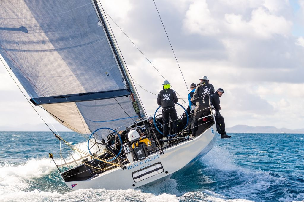 Black Pearl IRC56 © James Mitchell/RORC