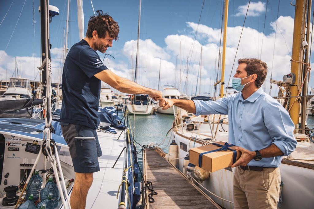 Longtime supporter of the #RORCTransatlanticRace - José Juan Calero, Managing Director for Calero Marinas